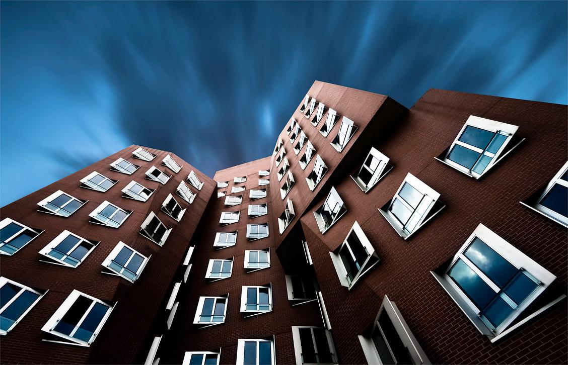 Düsseldorf Gehry Haus