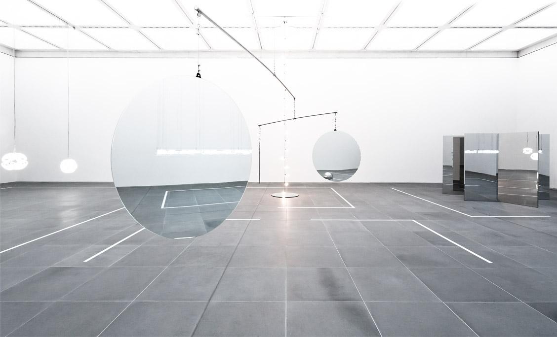 Ausstellung im neuen Museum Nürnberg