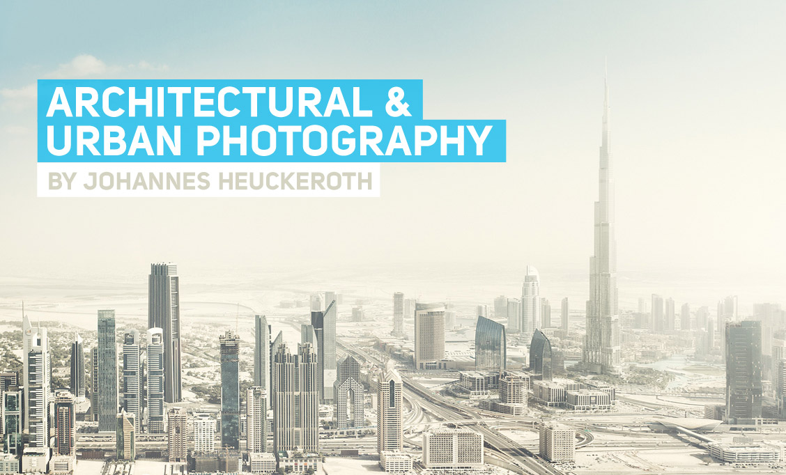 Architecture & Urban Photography, Dubai Aerial