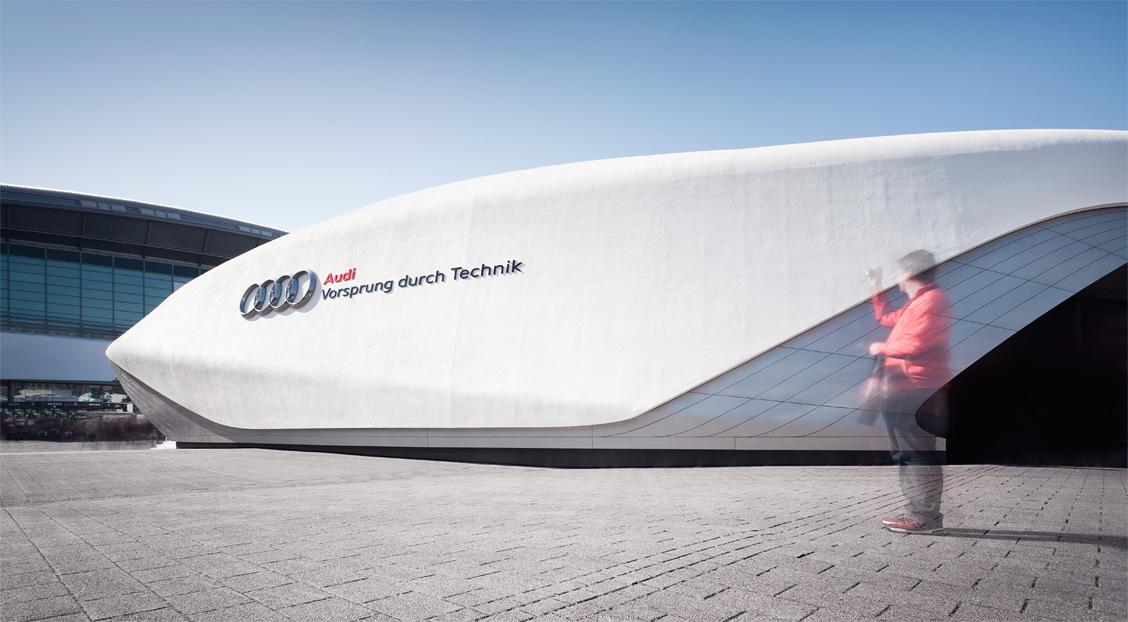 Audi Messestand 2011 IAA Frankfurt