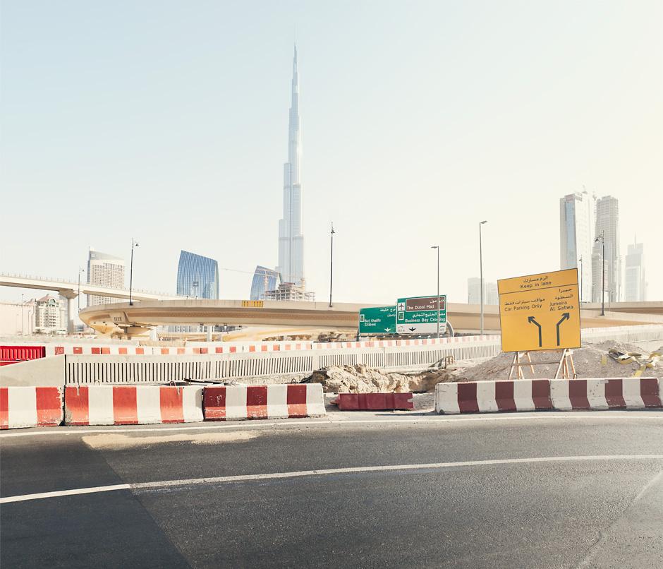 Burj Khalifa process