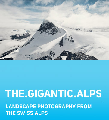 The gigantic alps