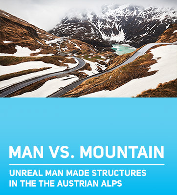 Man vs. mountain