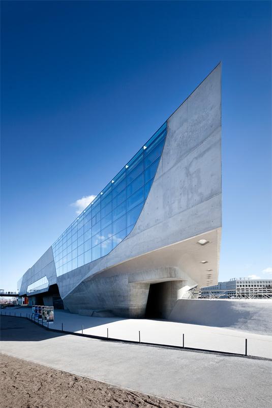 Phaeno museum