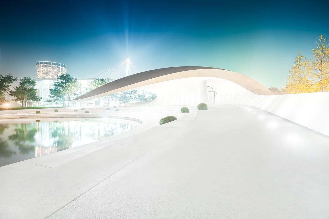 Porsche Pavillon Wolfsburg