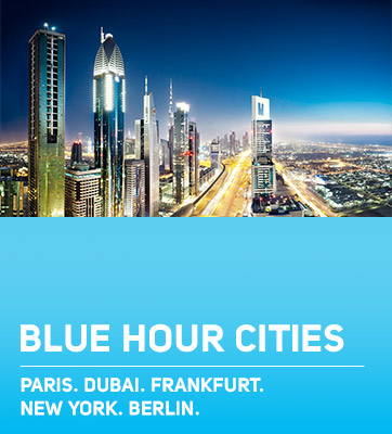 Blue Hour Cities