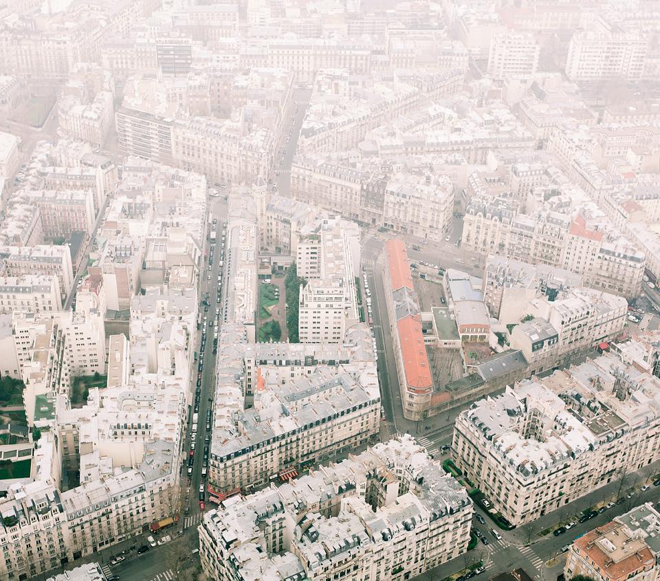 Paris Aerials