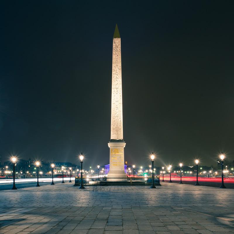 Obelisk Place de la concorde