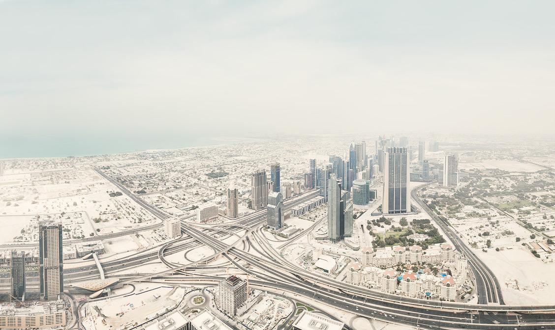 Dubai Aerial