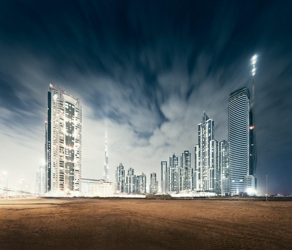Unfinished Dream Dubai