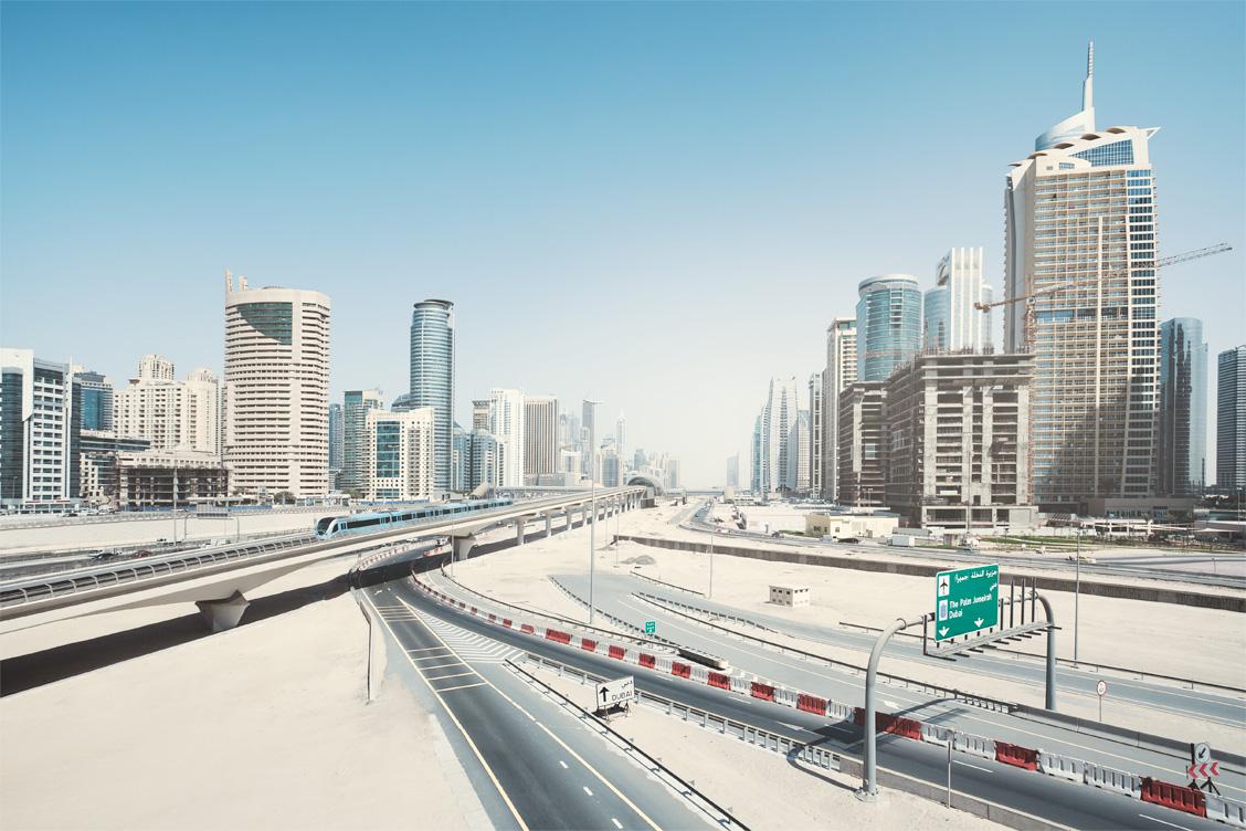 Dubai Desert City