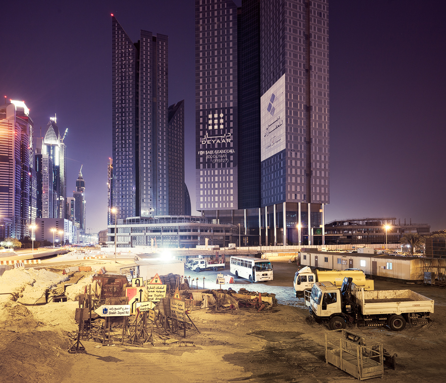 Dubai - Mystic City