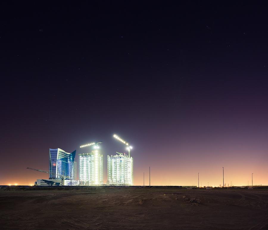 Dubai Urban Desert