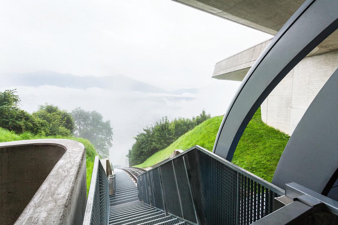 Hungerburgbahn Innsbruck Hungerburg