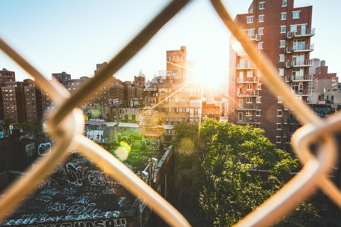 NYC urban