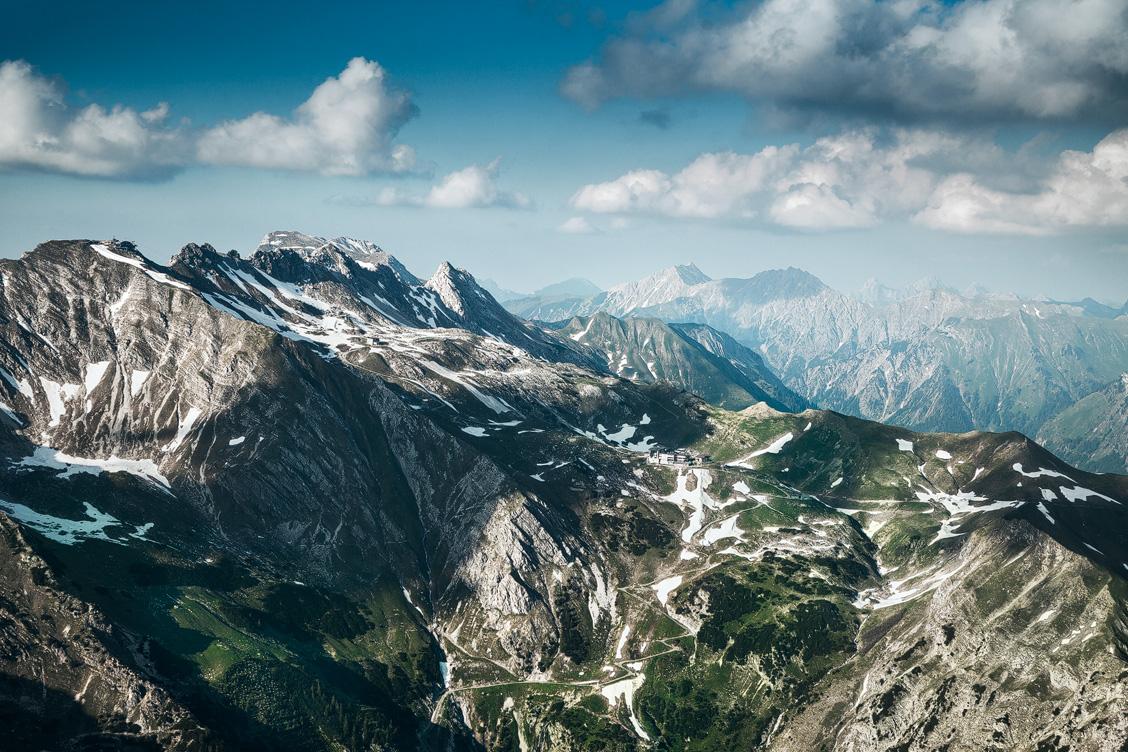 Nebelhorn Foto