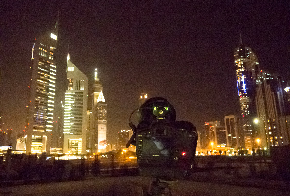 Dubai Making Of