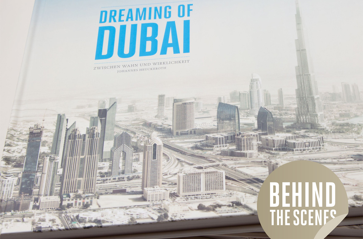 Behind the Scenes  - Dreaming of Dubai