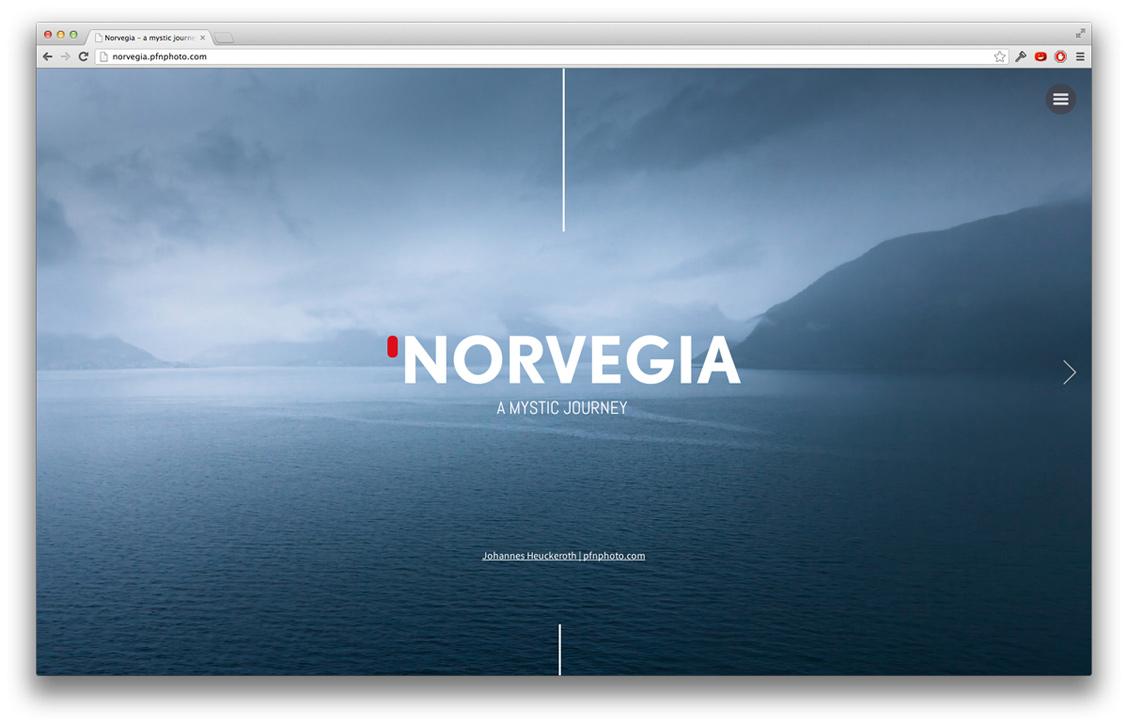 Norvegia – a mystic journey