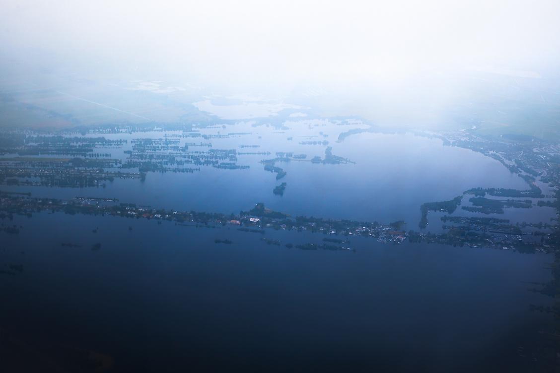 Holland aerial