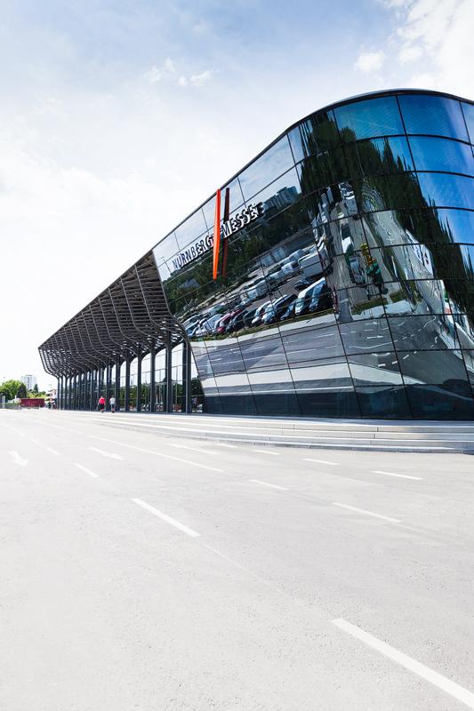 Halle 3A Nürnberg