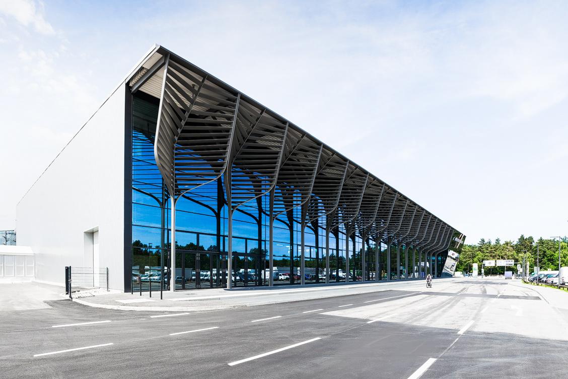Foto Messehalle 3a Nürnberg