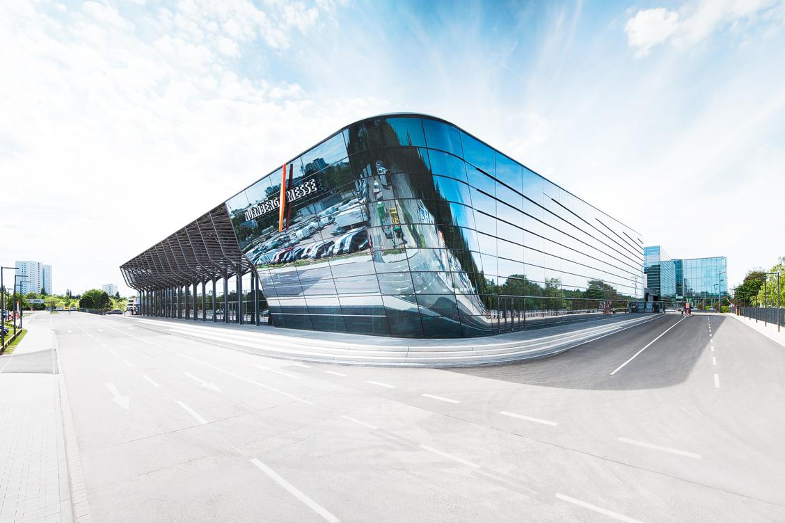 Nürnberg Messehalle