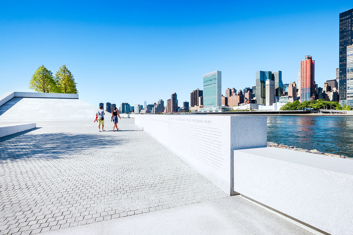 Four Freedoms Park New York