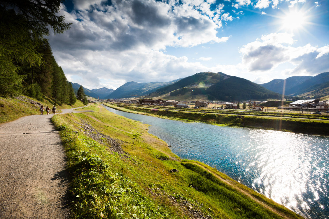 Bike Way to Livigno