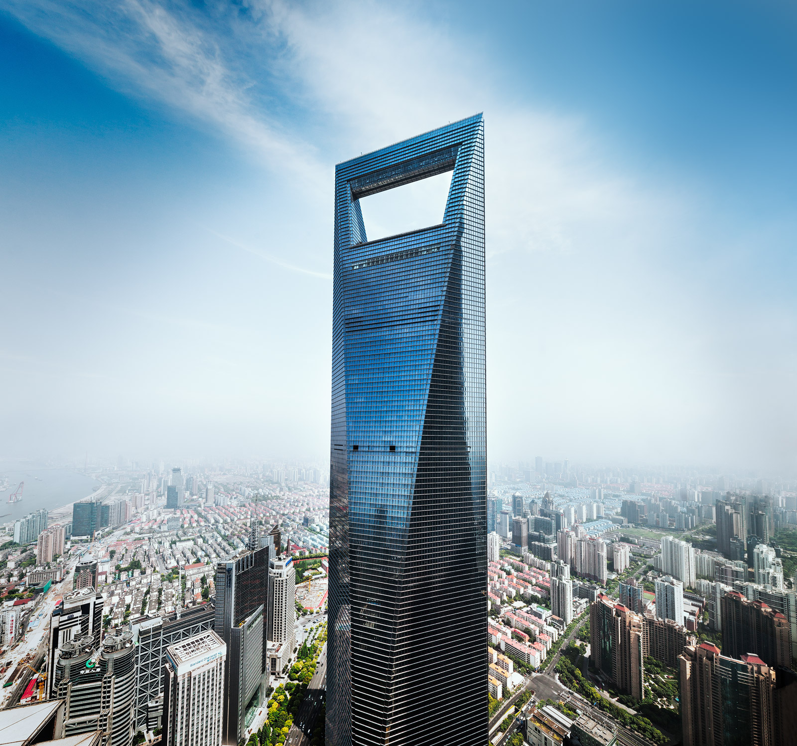 Shanghai World Financial Center - SWFC