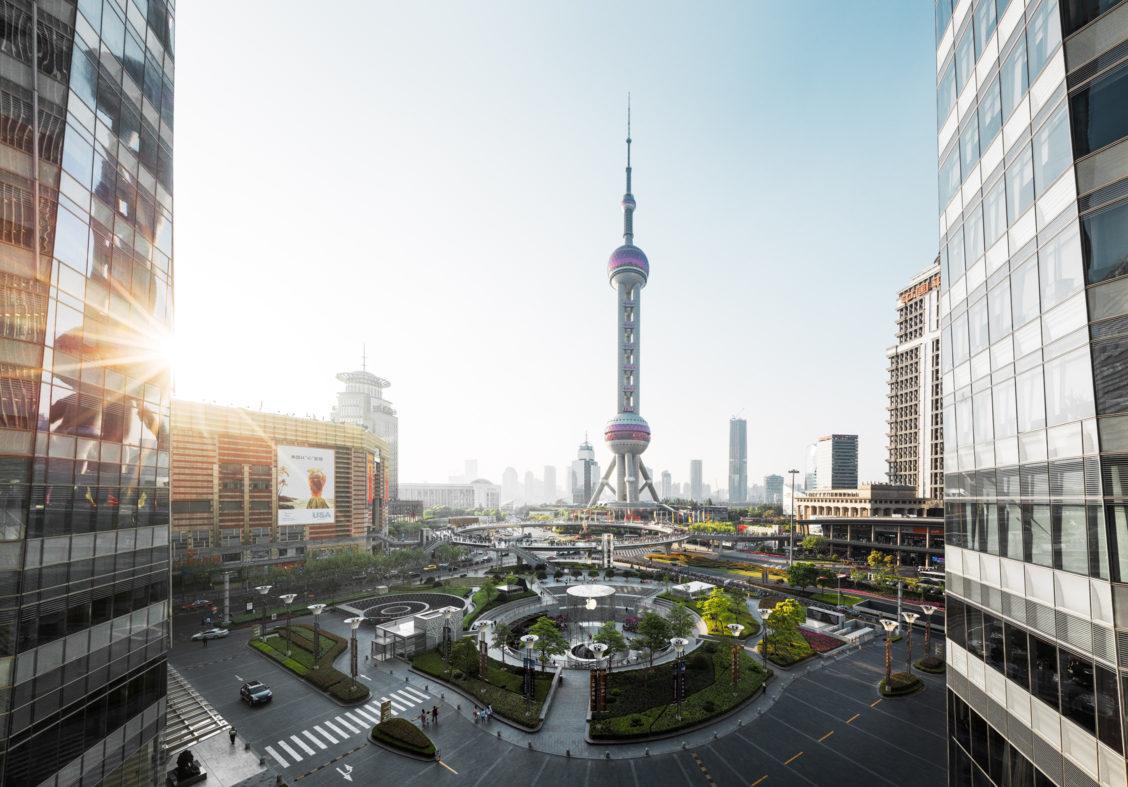 Shanghai Roundabout